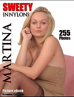 Sweeties In Nylons Vol.01 Mel: Zarte Damen in Nylons & Pantyhose Foto-eBook (German Edition)
