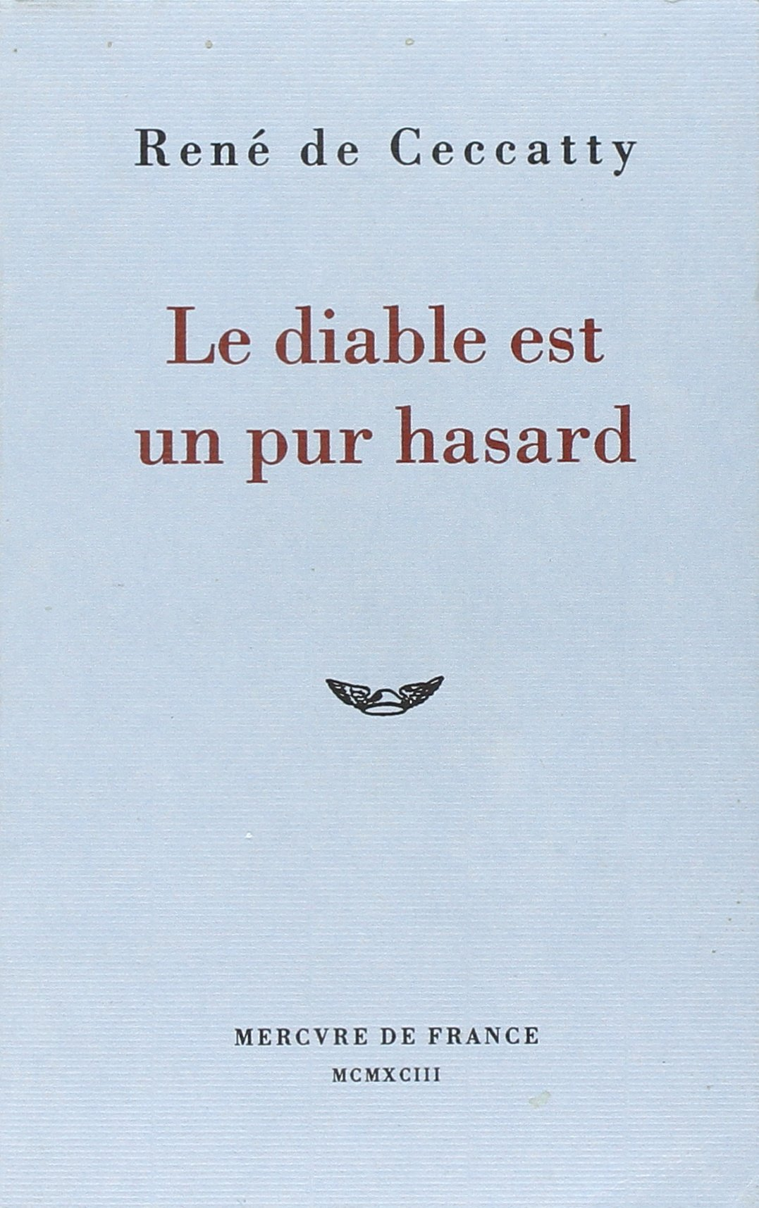 Pur hasard (French Edition)