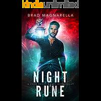Night Rune (Prof Croft Book 8) book cover