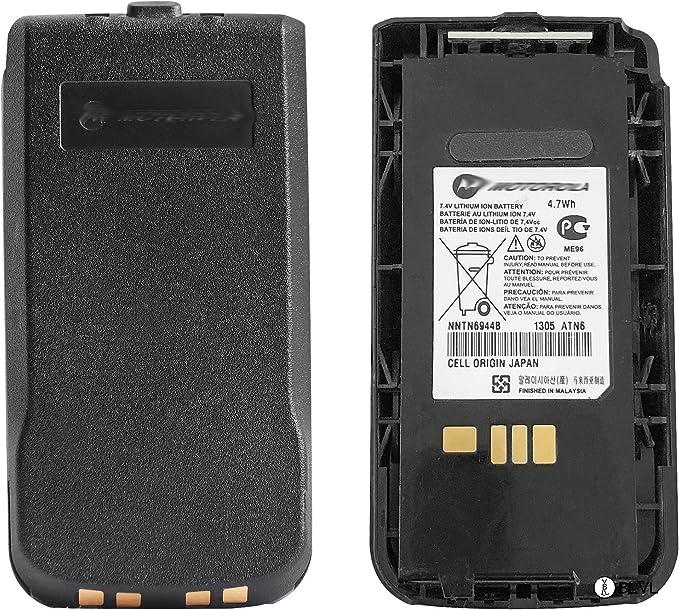 OEM NNTN6944 630mAh Li-ion Battery For MOTOROLA XTS4000 Radio