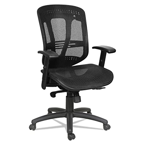 Fine Alera Eon Series Multifunction Wire Mech Mid Back Suspension Mesh Chair Black Pabps2019 Chair Design Images Pabps2019Com