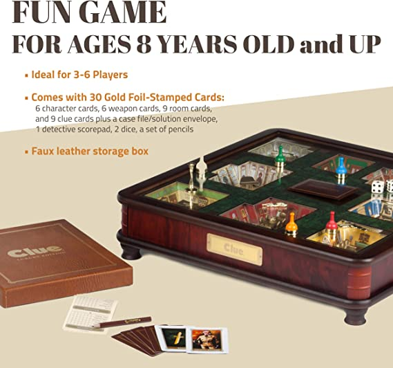 Clue Deluxe Table Decorating Kit 11pc