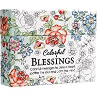Colorful Blessings: Cards to Color and Share