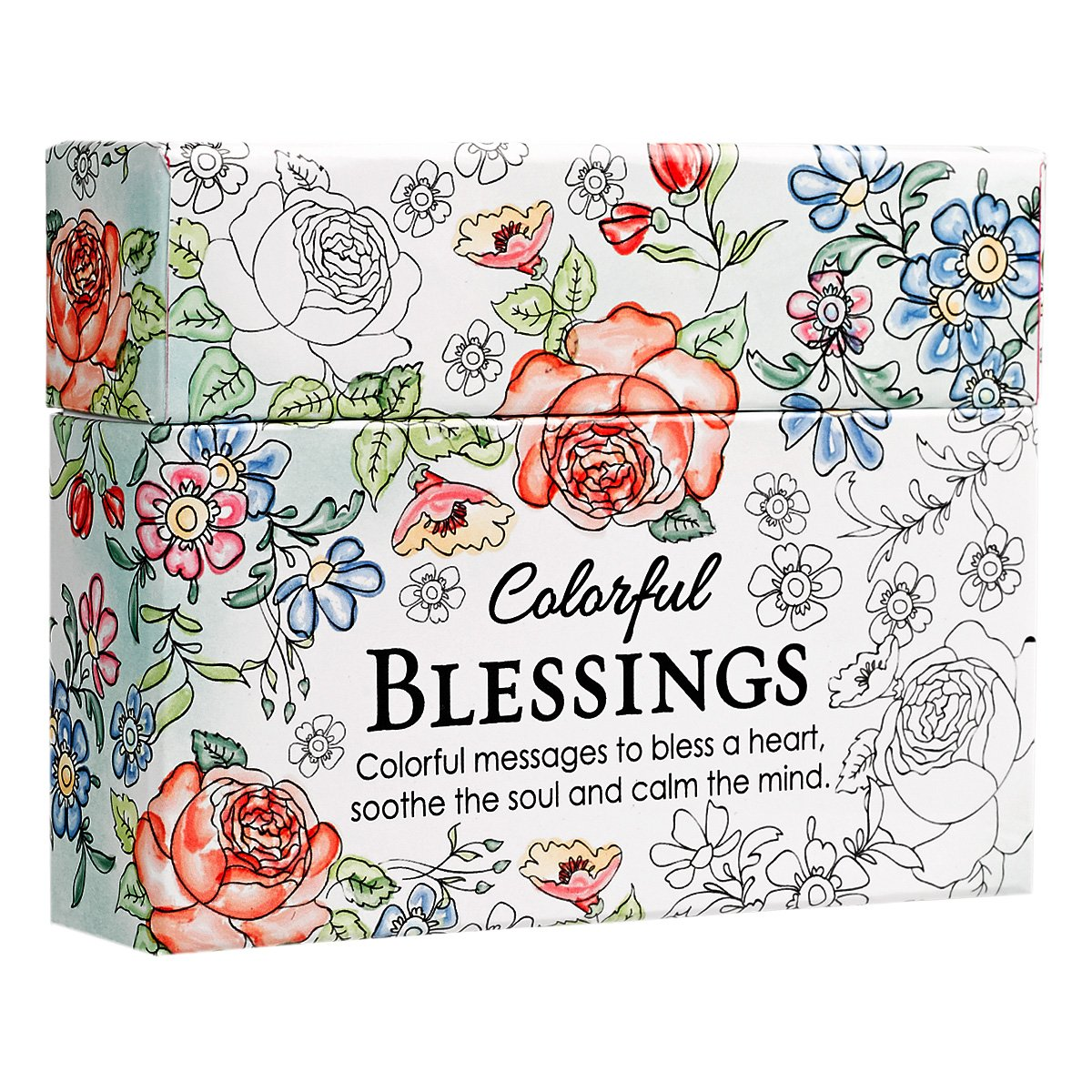Colorful Blessings Cards Color Share product image