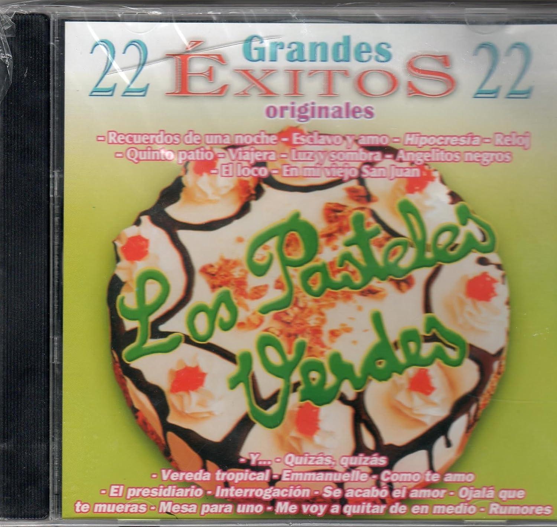 LOS PASTELES VERDES - Los Pasteles Verdes
