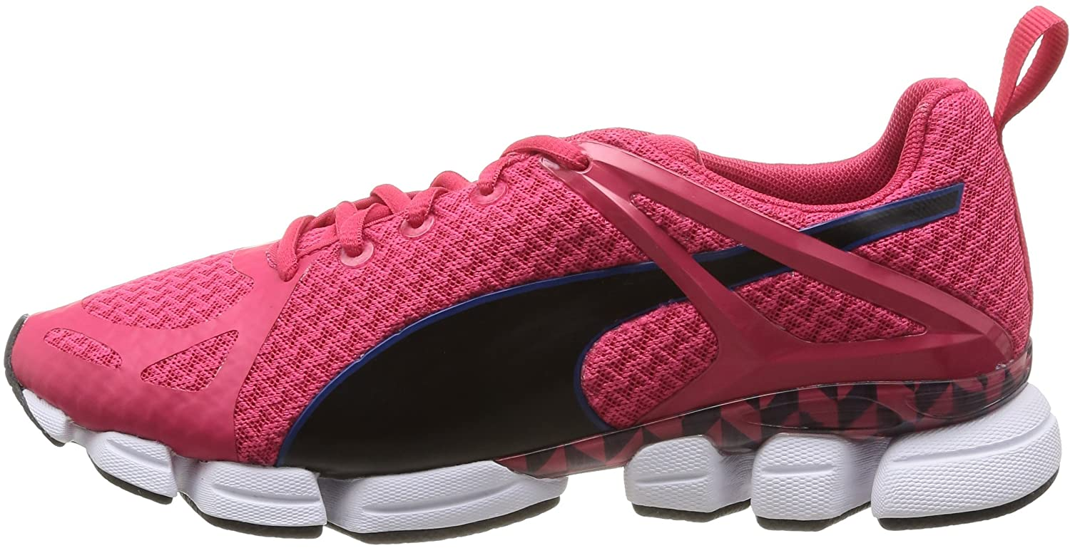 Puma Power Trainer Clash Wn's Damen Hallenschuhe Pink (02 (02 Pink Virtual Pink) 167c89