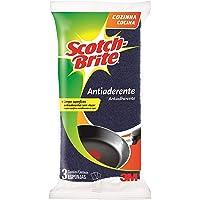 Scotch-Brite Esponja Anti-aderente, 3 unidades