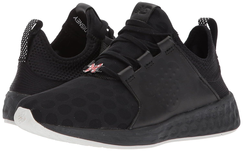 New Balance Women's Cruz V1 Fresh 6 Foam Running Shoe B06XSG2996 6 Fresh B(M) US|Black/Black 73bd47
