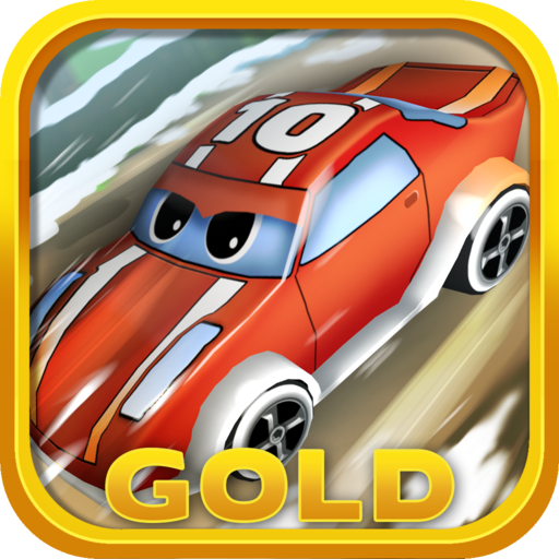 Cars on the Move: The Kid Game Gold