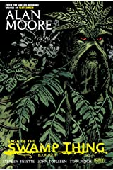 Saga of the Swamp Thing Book Four Paperback