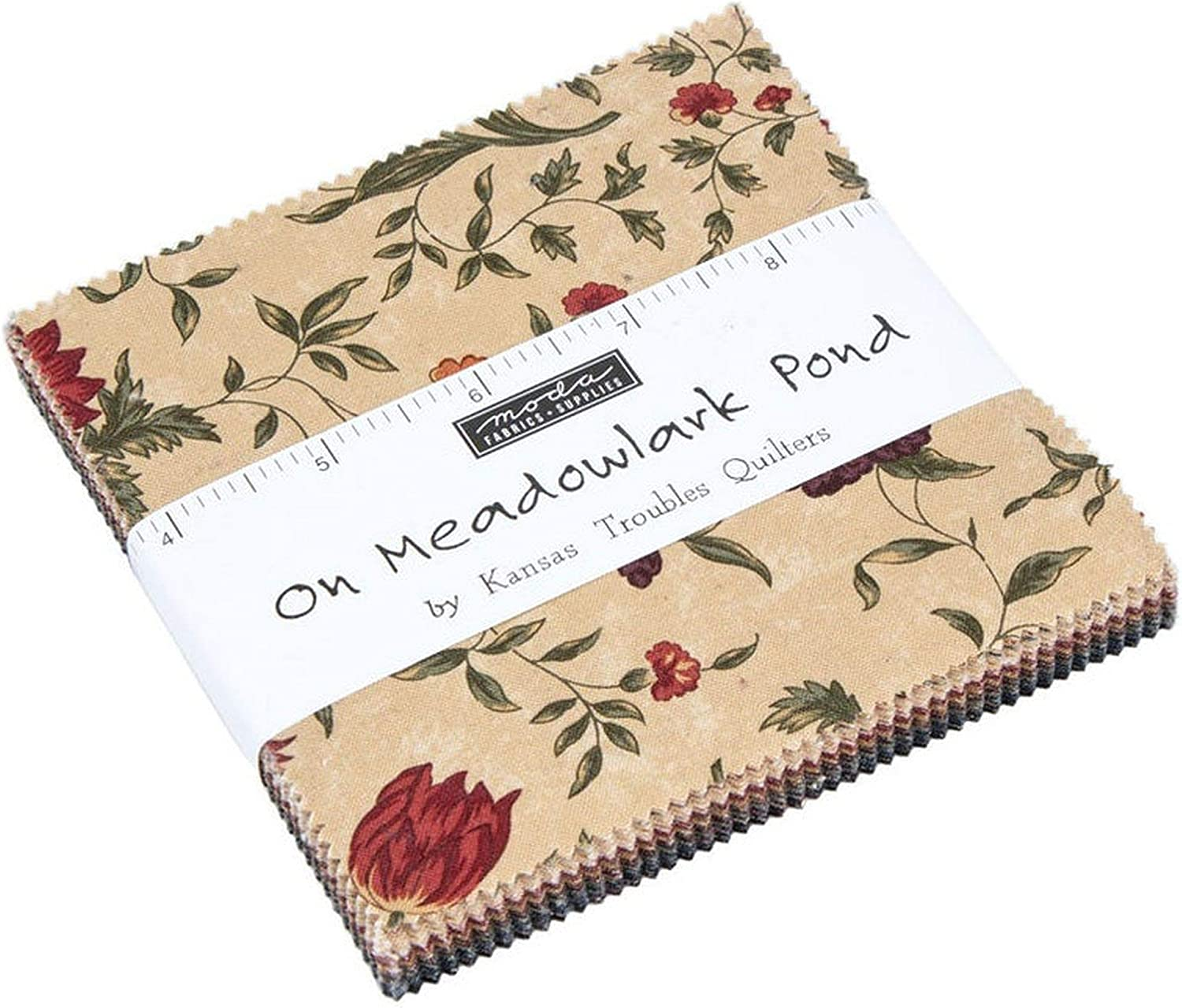 On Meadowlark Pond by Kansas Troubles for Moda Fabrics 2 items in listing