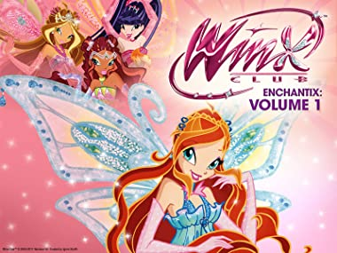 Amazon co uk: Watch Winx Club (Enchantix) - Volume 1 | Prime