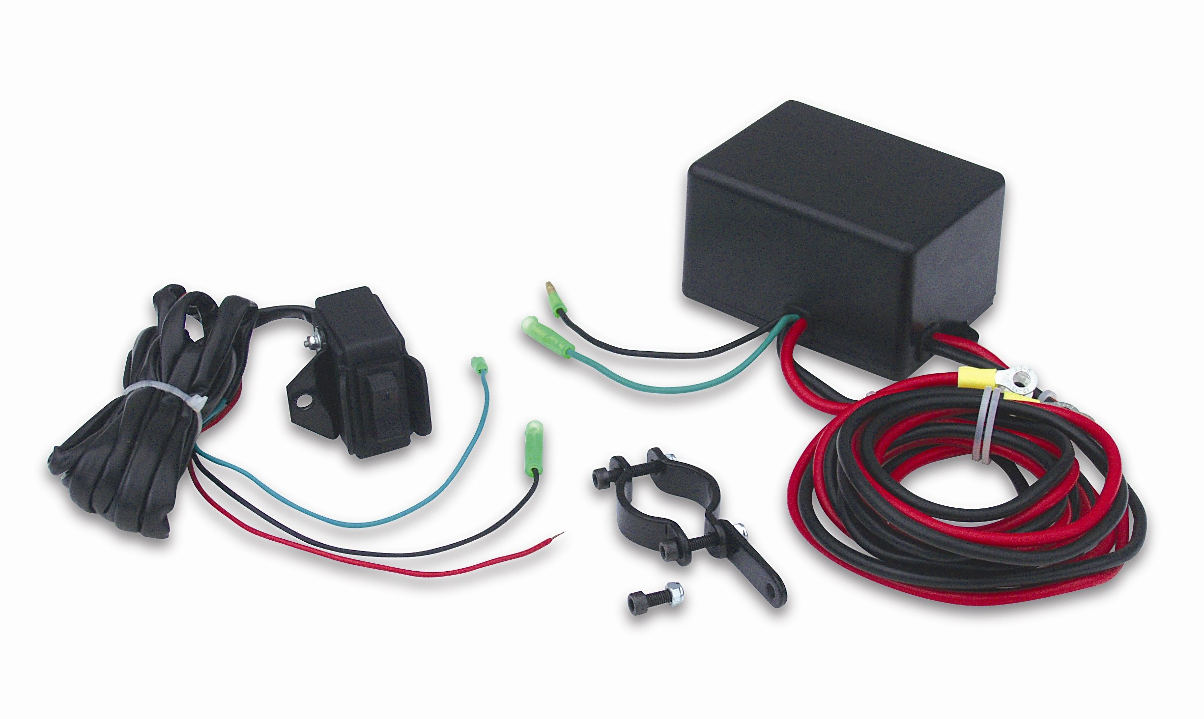 Superwinch 2320200 Kit - ATV Switch Upgrade Kit for LT2000 - Includes handlebar mountable switch, wiring & hardware