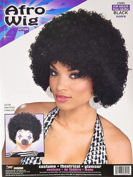 Amazon.com: Peluca afro unisex / pelucas de payaso de ...