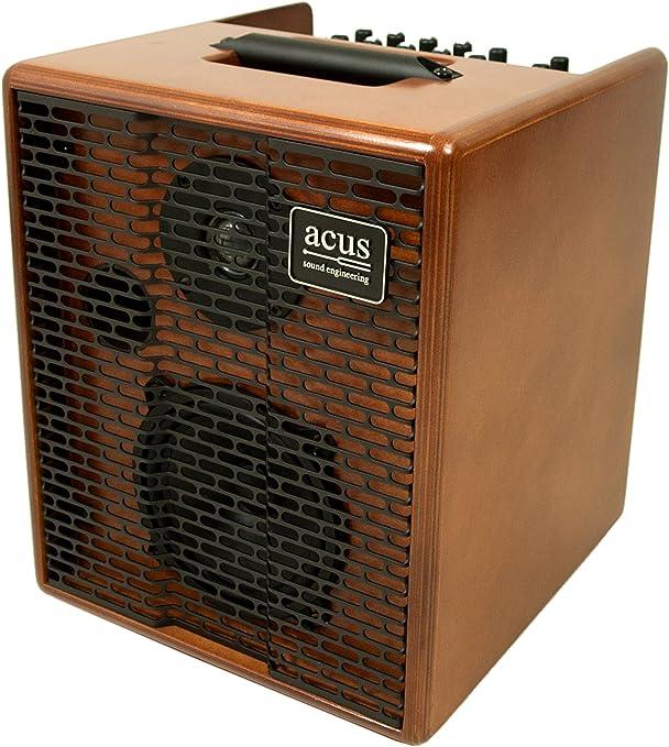 Acus One 5T Wood · Amplificador guitarra acústica: Amazon.es ...