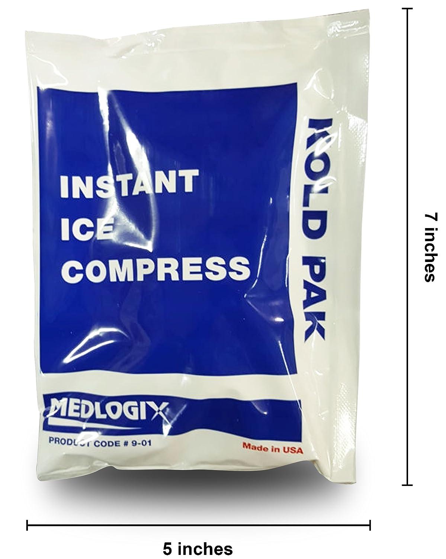 Amazon.com: Primacare PCP-69 – Bolsas de frío Ice Comprimir ...