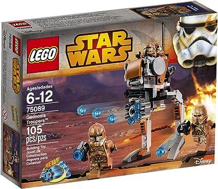 LEGO Star Wars Geonosis Troopers by LEGO: Amazon.es: Juguetes y juegos