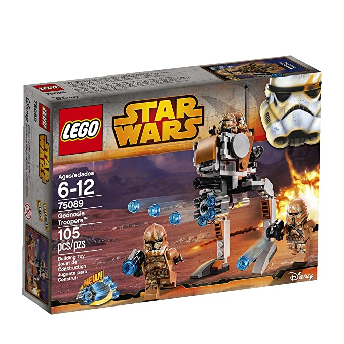 LEGO Star Wars Geonosis Troopers by LEGO: Amazon.es: Juguetes y juegos