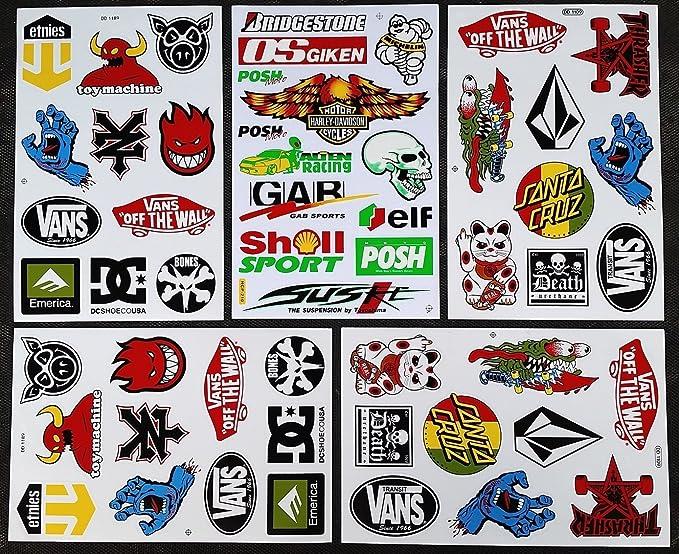 Ezekiel Clothing Vintage Rare NOS Sticker Decal Skate Snowboarding FREE SHIPPING