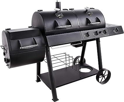 Oklahoma Joe's Charcoal Smoker - Best Pick