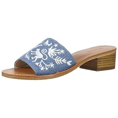 Soludos Women's OTOMI City Sandal Slide   Heeled Sandals