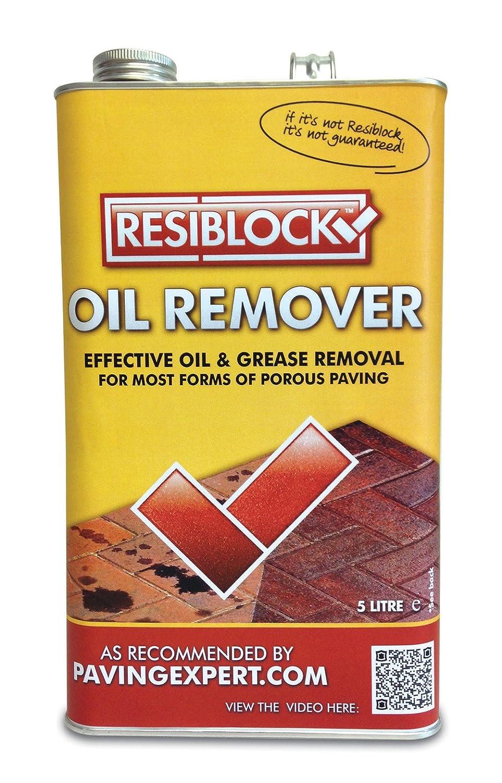 Resiblock 5 lt Oil Remover 1lt Oil Remover