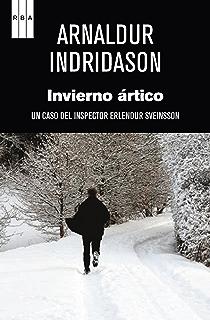 Invierno ártico (Erlendur Sveinsson) (Spanish Edition)