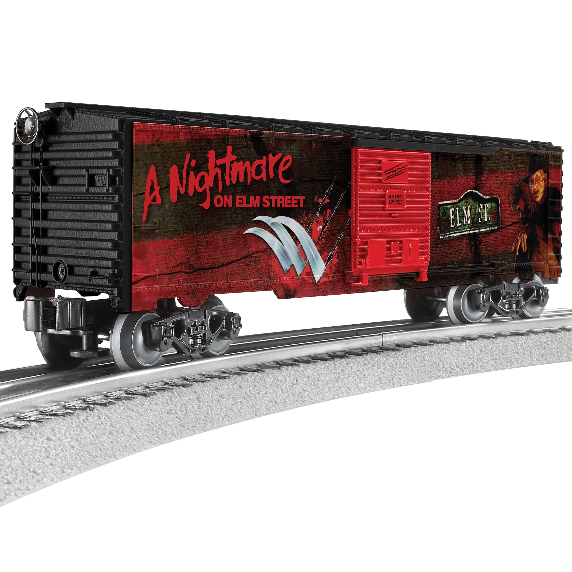 Lionel A Nightmare on Elm Street, Electric O