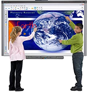 "SMARTBoard SB680-R2-846142 77"" Interactive Whiteboard & Projector combo"