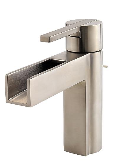 Pfister F042VGKK Vega Single Control 4 Inch Centerset Bathroom ...