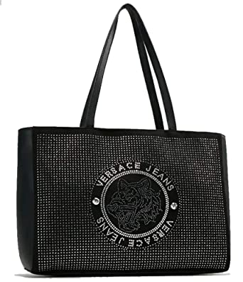 aspect esthétique vente en ligne beau Versace SAC à PROVISIONS JEANS E1VTBBP1 SAC à BANDOULIèRE ...