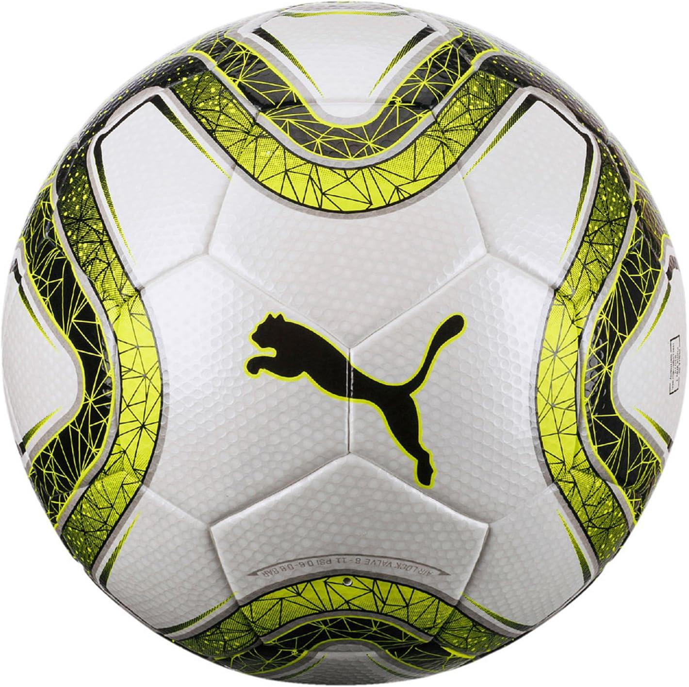 Puma Final 3 Tournament (FIFA Quality) Balón de Fútbol, Puma White ...