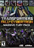 Transformers Fall of Cybertron Massive Fury Pack [Download]