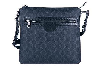 Gucci sac homme bandoulière gg supreme noir  Amazon.fr  Chaussures ... 236897b0739