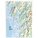 Mapa en relieve de Galicia: Escala 1:250.000: Amazon.es: All 3D Form, S.L.: Libros