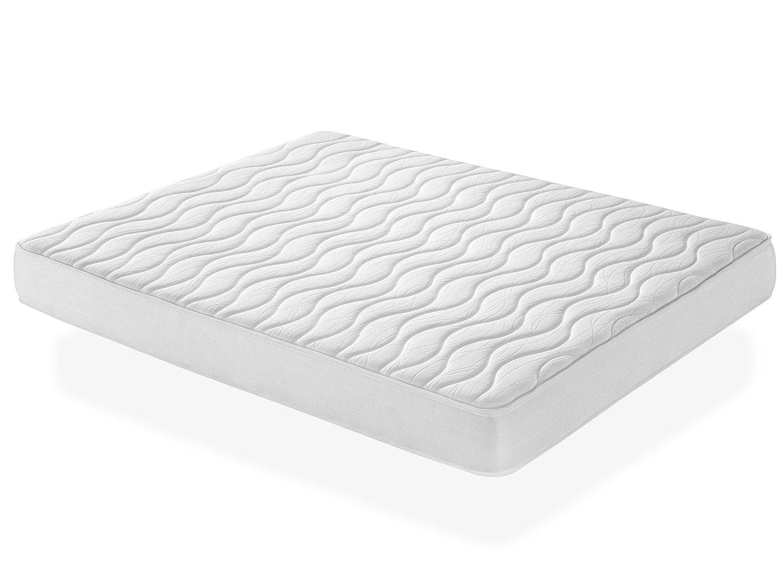 Dormi Premium Cloud 21 - Colchón Viscoelástico, 90 x 190 x 21 cm, Algodón/Poliuretano, Blanco, Individual: Amazon.es: Hogar