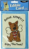 Crunchkins 1005 Edible Crunch Card, Bone Appetit