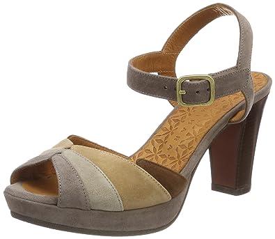 Chie Mihara Edita amazon-shoes marroni Tienda De Descuento Precio Barato eR79q