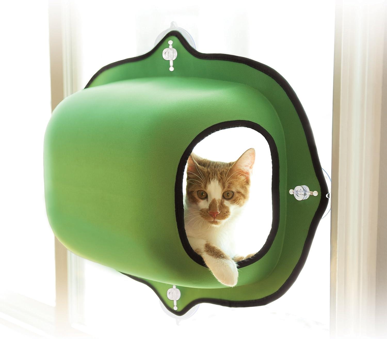 """K&H Pet Products EZ Mount Window Pod Kitty Sill 27"""" x 20"""" x 6"""""""