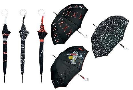 Paraguas Largo Automático (Varios Colores) - Joy Heart