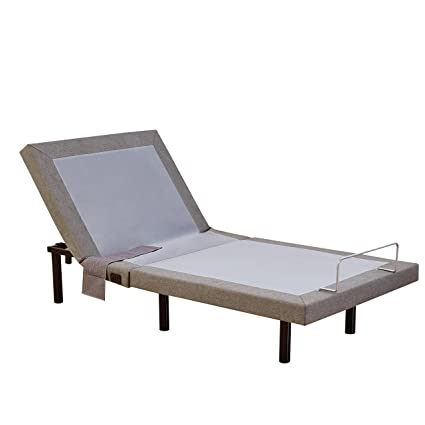 Cool Amazon Com Hofish 2S Wired Mesh Layer Adjustable Bed Base Download Free Architecture Designs Intelgarnamadebymaigaardcom