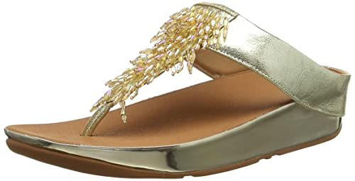 Fitflop Womens Rumba Toe Thong Sandals Flip Flop Amazon Ca Shoes