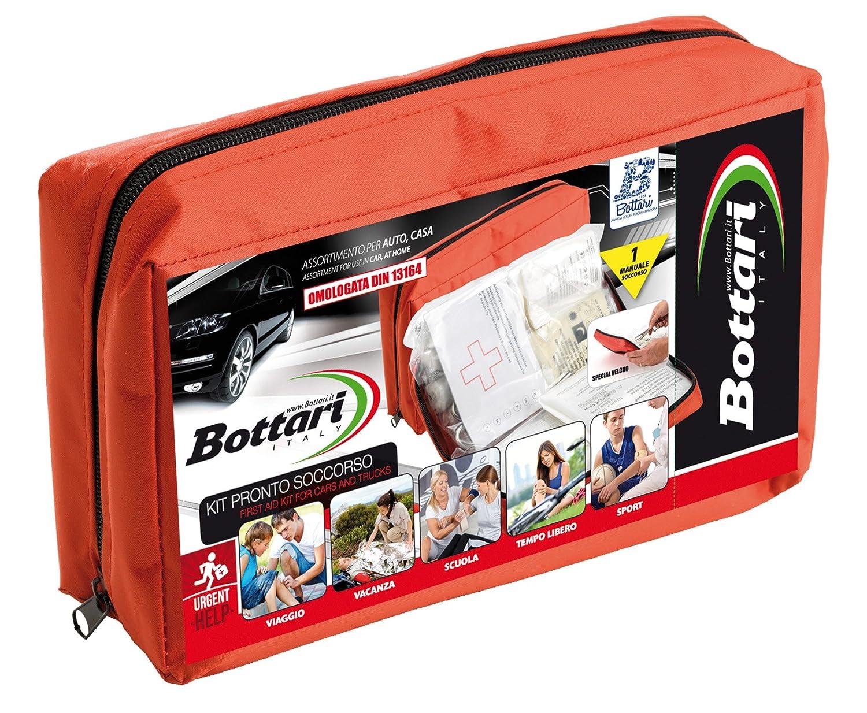Bottari SpA 28039 kit de premiers secours pour voitures et camions G1A28039_489