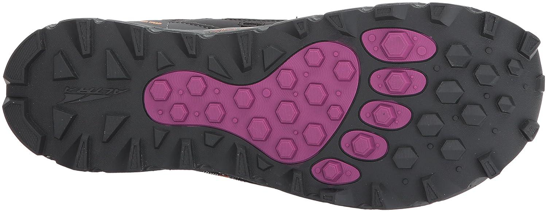 Altra Women's Lone Peak 3.5 Mid Mesh Running Shoe B01NCO5CMH 8 B(M) US|Purple/Orange