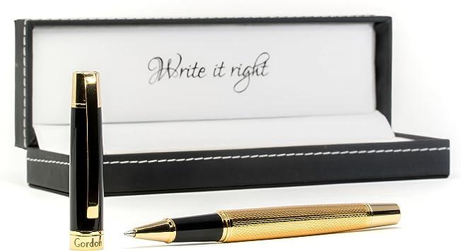 Füller Geschenketui für Kugelschreiber Etui Bleistift Kuli Füllfederhalter