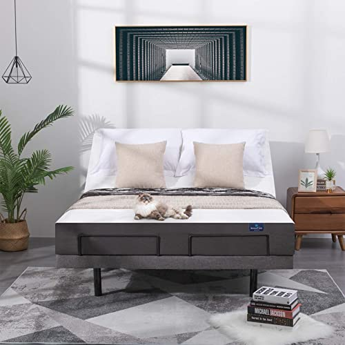 Inofia Adjustable Bed Frame Queen Size