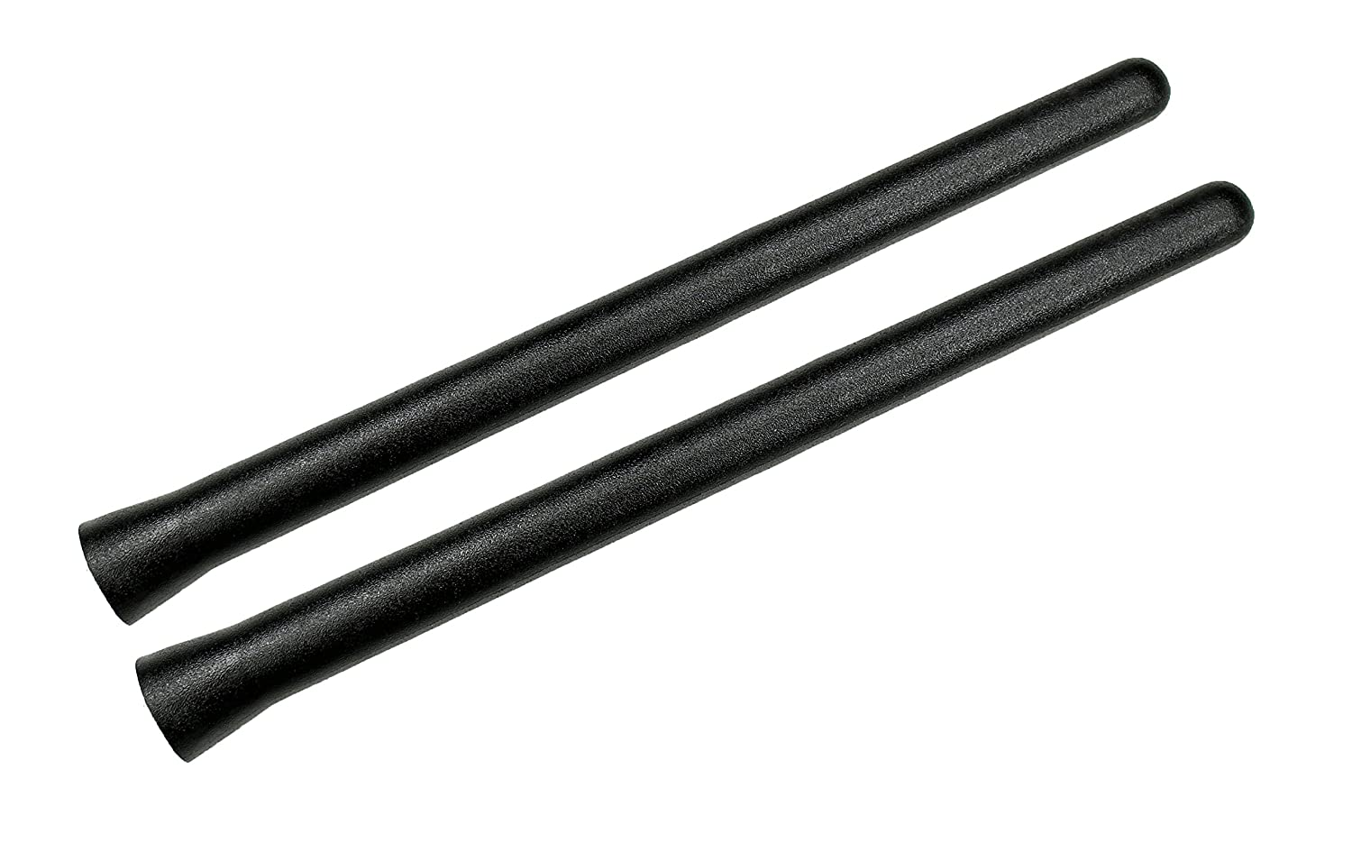 Short Rubber Antenna 2013-2014 AntennaMastsRus The Original 6 3/4 INCH is Compatible with Harley Davidson CVO Road King FLHRSE5 / FLHRSE6 - 2 Pack Reception Guaranteed German Engineered