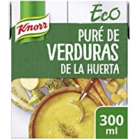 Knorr Eco Puré de Verduras de la Huerta