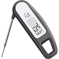 (Sesame) - Ultra Fast & Accurate, Splash-Resistant, High-Performance Digital Food/BBQ Thermometer - Lavatools Thermowand (Sesame)