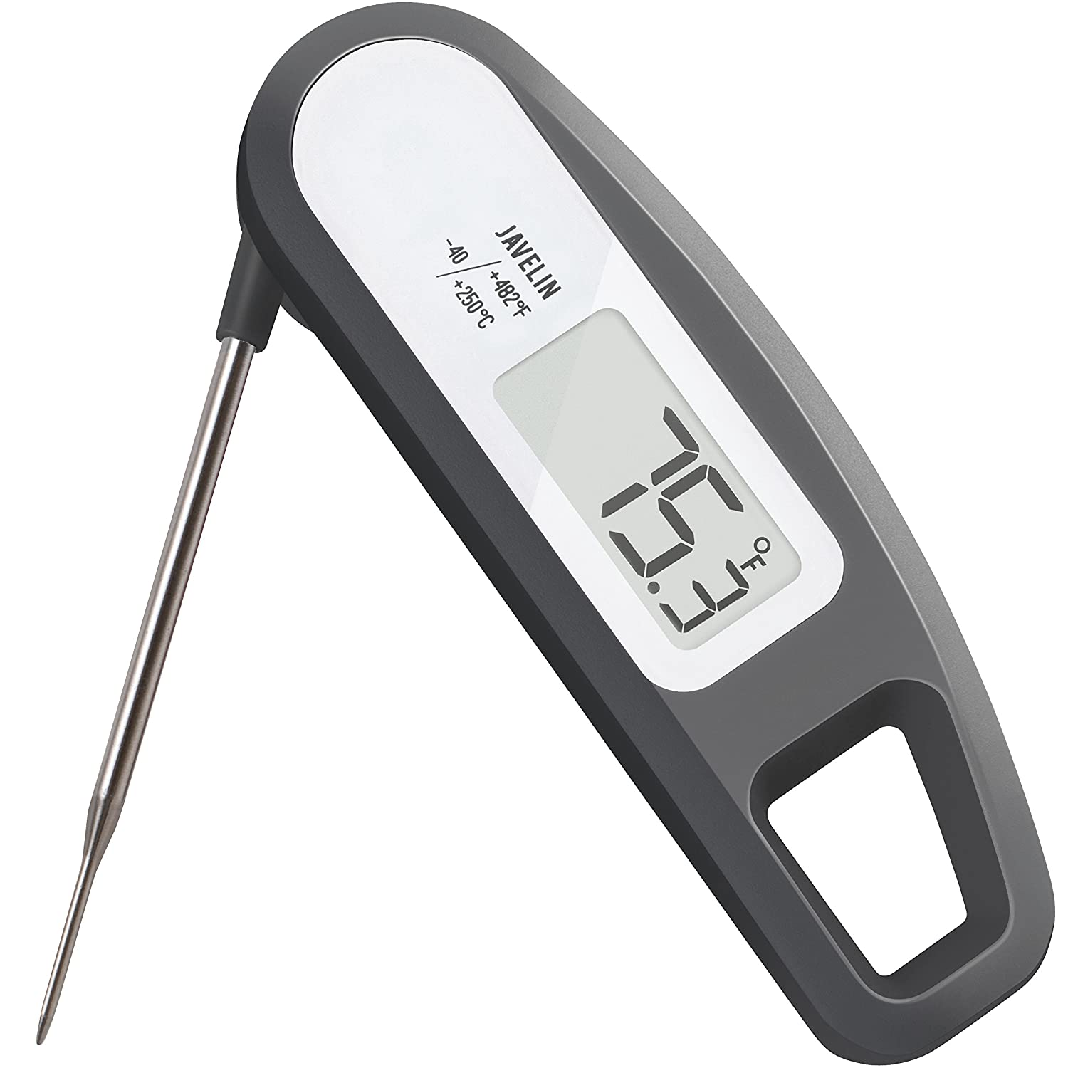 Ultra Fast & Accurate, High-Performing Digital Food/Meat Thermometer - Lavatools Javelin/Thermowand (Sesame)